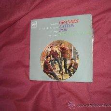 Discos de vinilo: LOS TEEN TOPS EP GRANDES EXITOS 1963 SPA. Lote 31306778