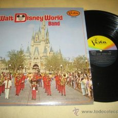 Discos de vinilo: WALT DISNEY WORD BAND - ED. USA 1972. Lote 143939237