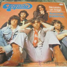 Discos de vinilo: TEQUILA - NECESITO UN TRAGO - MAXISINGLE 1978. Lote 31318037