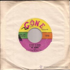 Discos de vinilo: SINGLE-RAL DONNER-GONE 5108-USA-1961-ELVIS IMITACION. Lote 31337885