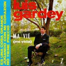 Discos de vinilo: LUIS GARDEY - MA VIE - 1964. Lote 31338096