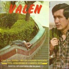 Discos de vinilo: VALEN EP SELLO TEMPO AÑO 1966. Lote 31341839