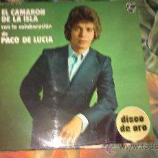Discos de vinilo: CAMARON LP DISCO DE ORO. Lote 31348639