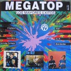 Discos de vinilo: LP - MEGATOP - VARIIOS - EDICION ESPAÑOLA, DISCOS ARCADE 1992. Lote 31353949