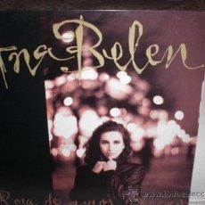 Discos de vinilo: ANA BELEN-LP-ROSA DE AMOR Y FUEGO. Lote 31357180
