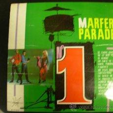 Discos de vinilo: MARFER PARADE Nº 1. MARFER 1965. LP. Lote 31359115