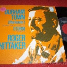 "Dischi in vinile: ROGER WHITTAKER DURHAM TOWN/STORM 7"" SINGLE 1970 PHILIPS ED ESPAÑOLA. Lote 31368865"