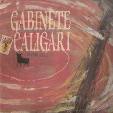 Discos de vinilo: GABINETE CALIGARI - SOLO SE VIVE UNA VEZ + 3 (MAXI) EMI 1990 - PROMO! - EX+/EX+. Lote 31389707