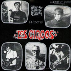 Discos de vinilo: LOS CINCOS - EP SINGLE VINILO 7'' - THE BLOOD FUSION + 3 - EDITADO EN USA - VINILO ROJO - 1995. Lote 31405636