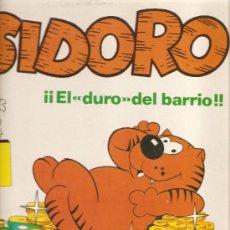 Discos de vinilo: LP ISIDORO (INCLUYE 1 TEMA DE MANOLO GARCIA & QUIMI PORTET, EL ULTIMO DE LA FILA ). Lote 31405829