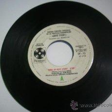 Discos de vinilo: SINGLE SIN CARATULA PROMO 1971 PARAMOUNT /BSO LOVE STORY /PATINANDO EN CENTRAL PARK+LOVE STORY /. Lote 31493014