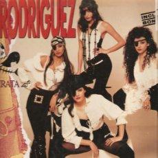 Discos de vinilo: LP LOS RODRIGUEZ - DISCO PIRATA . Lote 31422780