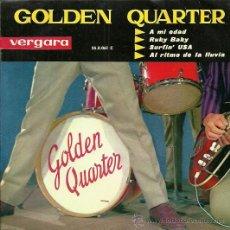 Discos de vinilo: GOLDEN QUARTER EP SELLO VERGARA AÑO 1963. Lote 31426076