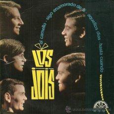 Discos de vinilo: LOS JOIS EP SELLO BERTA AÑO 1967. Lote 31428900