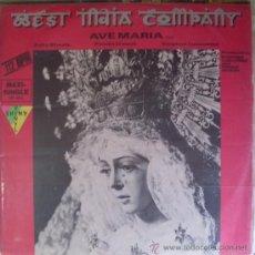 Discos de vinilo: AVE MARIA. PORTADA ESPERANZA MACARENA. WEST INDIA COMPANY. Lote 31470630