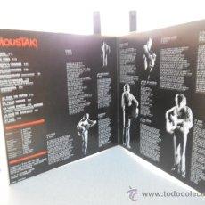 Discos de vinilo: MOUSTAKI. DANCE, LES AMIS, RIEN N'A CHANGE....... Lote 31497996