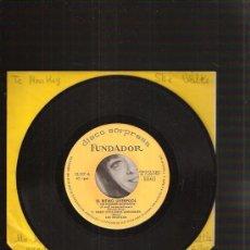 Discos de vinilo: LOS EXOTICOS EL RITMO DE LIVERPOOL. Lote 31493179