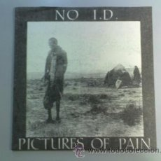 Discos de vinilo: NO I.D. (PICTURES OF PAIN) - ASIDE (RIDE FAST... OR DON´T) SPLIT EP. H.C.-PUNK. IMPORTACIÓN HOLANDA.. Lote 31497407
