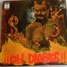 Discos de vinilo: LOS DIABLOS - ¡¡OH DIABLOS!! 1970 DOBLE PORTADA. Lote 31512950