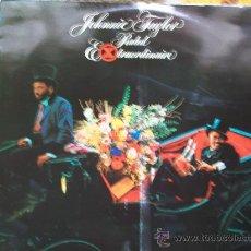 Discos de vinilo: JOHNNIE TAYLOR,RATED EXTRAORDINAIRE DEL 77. Lote 31534499