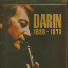 Discos de vinilo: LP BOBBY DARIN - DARIN 1936 - 1973 (SAIL AWAY, HAPPY, MORITAT, IF I WERE CARPENTER,LETTER. Lote 31542677