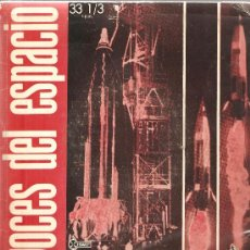 Discos de vinilo: EP VOCES DEL ESPACIO . Lote 31553585