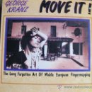 Discos de vinilo: LP - GEORGE KRANZ - MOVE IT - ORIGINAL ESPAÑOL, DISCOS VEMSA 1989. Lote 31555452