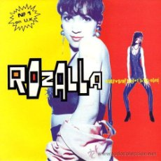 Discos de vinilo: ROZALLA ··· EVERYBODYS'S FREE (TO FEEL GOOD) / EVERYBODYS'S FREE (TO FEEL GOOD) - (SINGLE 45R) NUEVO. Lote 31557852