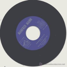 Discos de vinilo: EP 45 RPM / MANFRED MANN / TENNESSE WALTZ . Lote 31558584