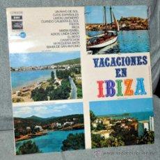 Discos de vinilo: LOS BELAK, JAVALOYAS, DIABLOS, 80 CENTAVOS Y OTROS - LP 12'' - 12 TRACK - EMI 1970. Lote 31567442