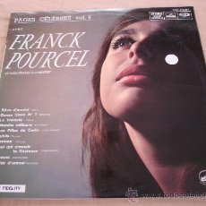 Discos de vinilo: AVEC FRANCK POURCEL, PAGES CÉLÈBRES VOL. 4 - ET SON GRAND ORCHESTRE.. Lote 31628848