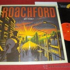 Discos de vinilo: ROACHFORD GET READY LP 1991 CBS ED ESPAÑOLA. Lote 31574676