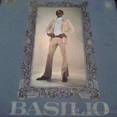Discos de vinilo: BASILIO - LP ORIGINAL. Lote 31579678