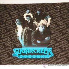 Discos de vinilo: SUGARCREEK / 1ST ALBUM - LP MADE IN FRANCE 1985 - TOTALMENTE NUEVO A ESTRENAR!!!!! . Lote 31587073