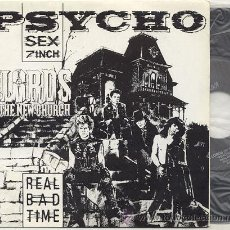 Discos de vinilo: SINGLE 45 RPM / THE LORDS OF THE NEW CHURCH / PSYCHO SEX 7 INCH // EDITADO PÒR OIHUKA . Lote 31601642