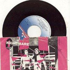 Discos de vinilo: SINGLE 45 RPM /THE MOTORS / LOVE AND LONELINESS // EDITADO POR VIRGIN ESPAÑA. Lote 31601673