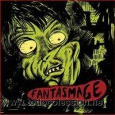Discos de vinilo: LP FANTASMAGE DISCOS HUMEANTES VINILO VIGO GALICIA. Lote 243766185