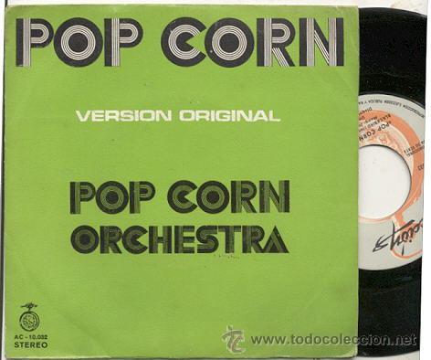 Discos de vinilo: SINGLE 45 RPM / JEAN MICHEL JARRE / POP CORN // EDITADO POR ACCION ESPAÑA - Foto 1 - 53584475