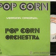 Discos de vinilo: SINGLE 45 RPM / JEAN MICHEL JARRE / POP CORN // EDITADO POR ACCION ESPAÑA. Lote 53584475