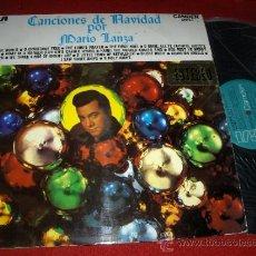 Discos de vinilo: MARIO LANZA CANCIONES DE NAVIDAD LP 1969 RCA ED ESPAÑOLA. Lote 31615731