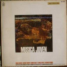 Discos de vinilo: MÚSICA JOVEN COMPOSITORES DE LA NUEVA GENERACIÓN ESPAÑOLA LP HISPAVOX 1969. Lote 31622761