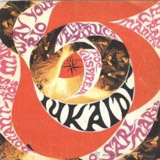 Discos de vinilo: IUKAIDI 1. VELLA XIRUCA, FOC GUSPIREJA, ETC. EP ELS 4 VENTS 1967. ESCOLTISME.. Lote 31631538