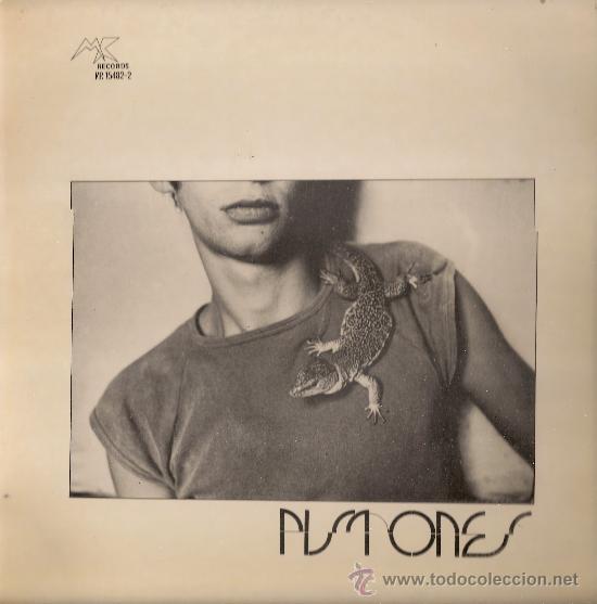 PISTONES - LAS SIETE MENOS CUARTO + 3 (MAXI) MR 1982 - EX/EX (Música - Discos de Vinilo - Maxi Singles - Grupos Españoles de los 70 y 80)