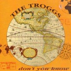 Discos de vinilo: THE TROGGS - SINGLE VINILO 7'' - DON'T YOU KNOW + 1 - MADE IN E.E.C. - PAGE ONE 1992.. Lote 31657074