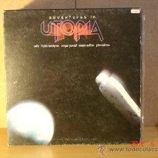 Discos de vinilo: UTOPIA - ADVENTURES IN UTOPIA - BEARSVILLE BRK 6991 - 1980 (TODD RUNDGREEN). Lote 31649146