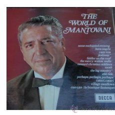 Discos de vinilo: THE WORLD OF MANTOVANI LP DECCA 1968 ENGLAND. Lote 31657836