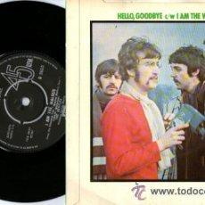 THE BEATLES - SINGLE 7'' - Editado en UK - HELLO GOODBYE + I AM THE WALRUS - EMI.