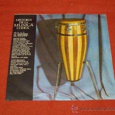 Discos de vinilo: HISTORIA DE LA MUSICA - LA GENERACION DEL NOVECENTO. Lote 31658705