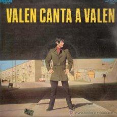 Discos de vinilo: VALEN - VALEN CANTA A VALEN (LP) RCA 1969 - VG++/VG++. Lote 31666485