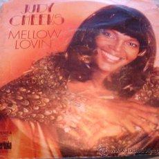 Discos de vinilo: JUDY CHEEKS - MELLOW LOVIN -DARLING THAT'S ME -1978. Lote 31745729